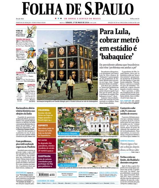 Folha Lula