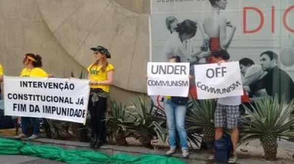 manifestações 9