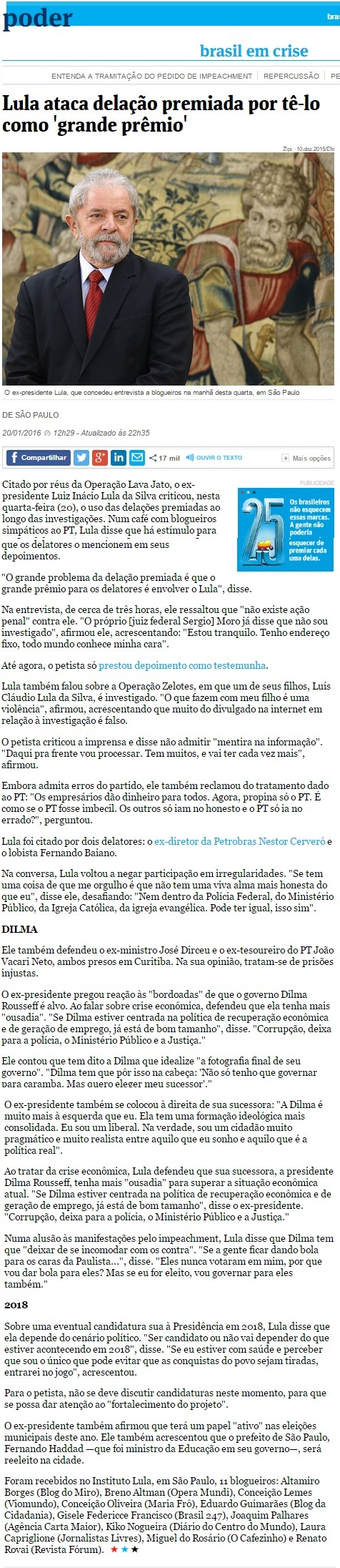 entrevista lula 3