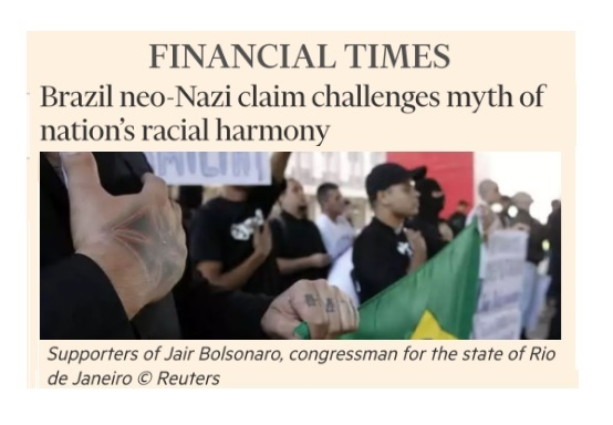 nazistas capa