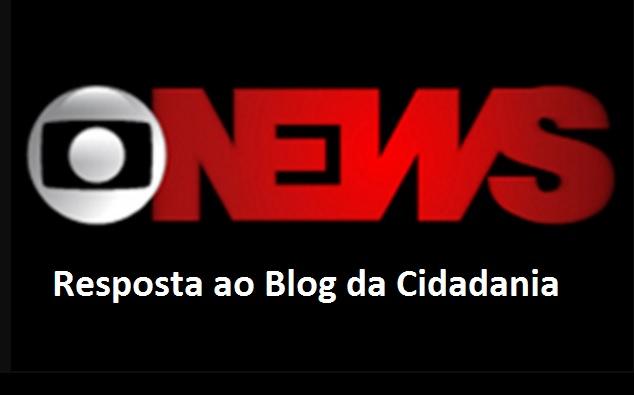 globo news resposta