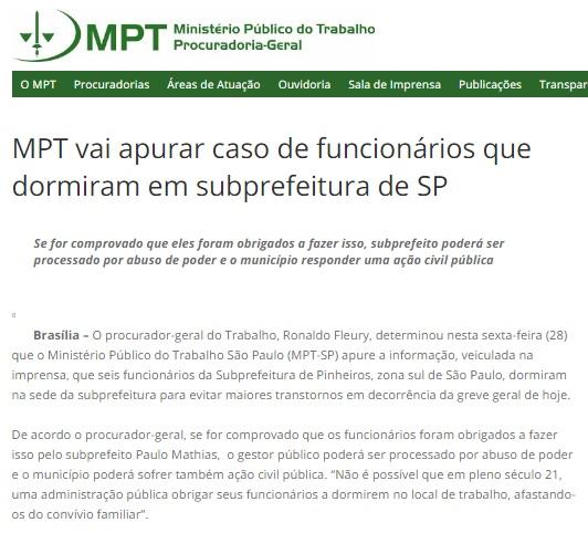 MPT nota