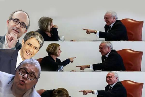 imprensa amiga