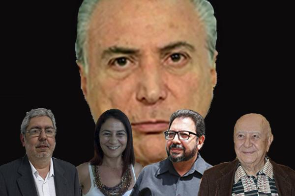 jornalistas denunciam