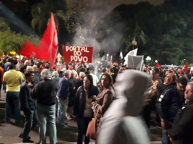 manifestação lula 2