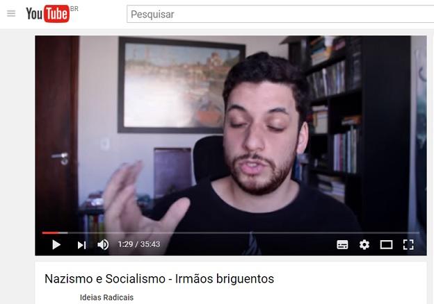 Nazistas dos EUA teriam ligação com grupos de direita brasileiros