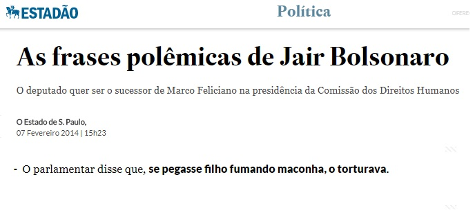 Eleitor Médio De Bolsonaro é Rico E Idiota Diz Estudo Blog Da
