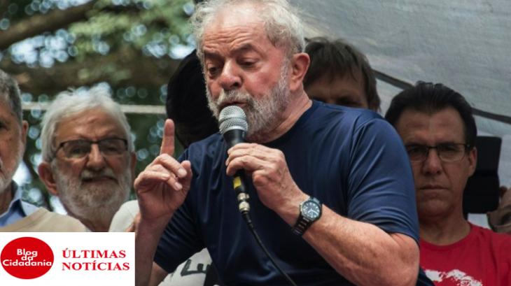 PT ira lançar Lula candidato a Presidência da Republica. Partido ira lançar resolução para coligações