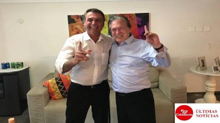 Bolsonaro candidato