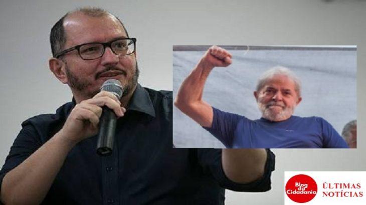 Lula e Celso Rocha de Barros