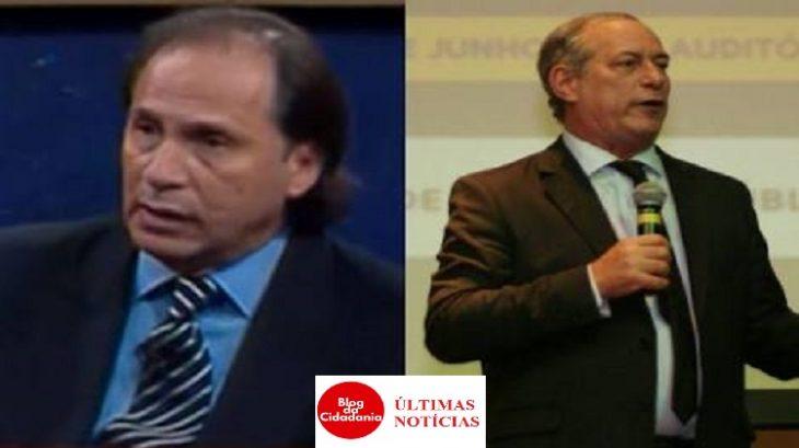 Candidato Ciro Gomes