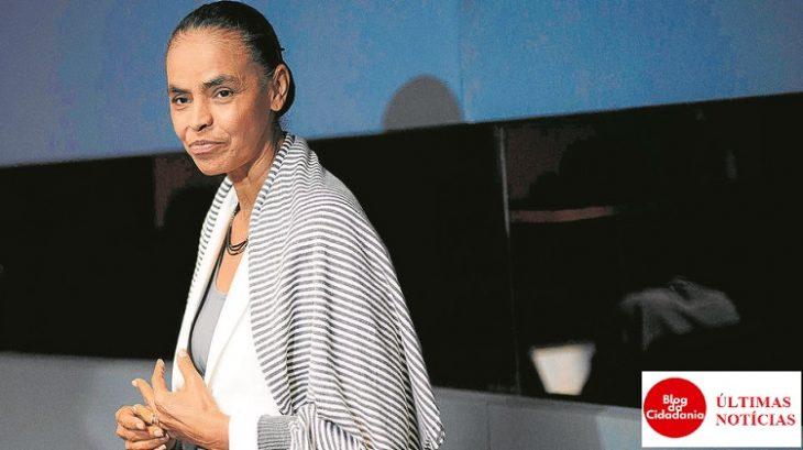 Marina Silva, Candidata,m Presidência da república