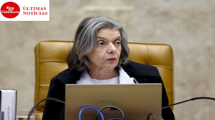 Presidente do STF Carmen Lucia