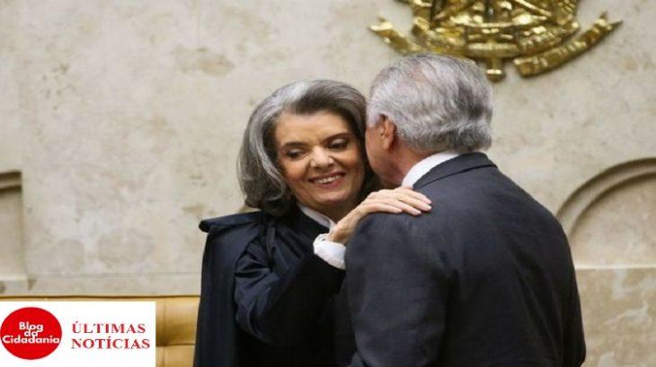 Temer, Carmen Lucia, STF