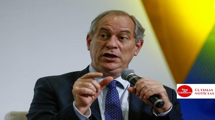 Ciro Gomes , candidato