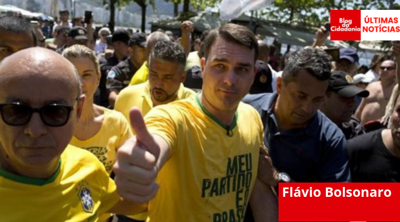 Data dos pagamentos prova esquema de Flávio Bolsonaro