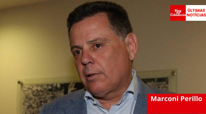 c703a5246b Dois promotores do Ministério Público de Goiás protocolarão nesta  segunda-feira (3) denúncia contra o ex-governador de Goiás Marconi Perillo.