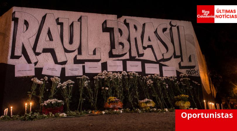 Masacre De Suzano: Bancada Da Bala Usa Massacre De Suzano Para Faturar