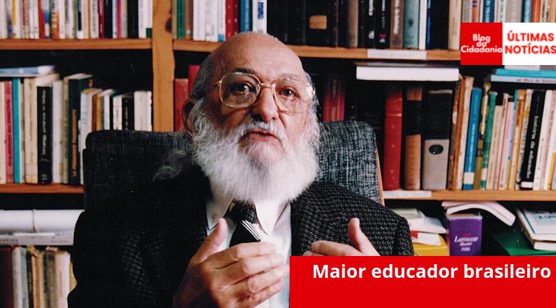 Biógrafo De Paulo Freire Analisa Hostilidade Contra O