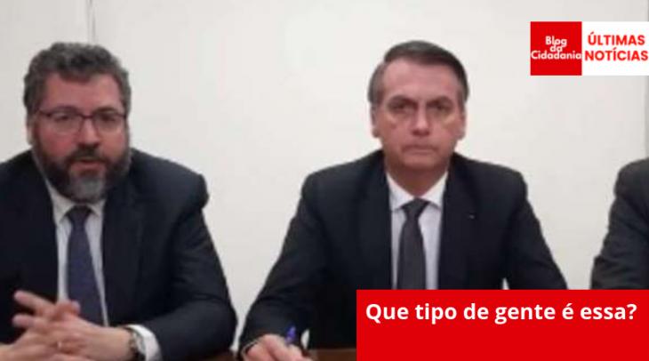 twitter/Bolsonaro