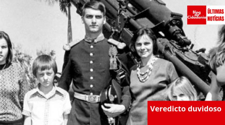 arquivo família Bolsonaro