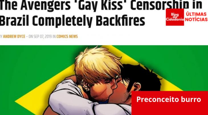 reprodução Comic News