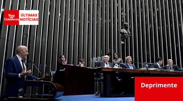 Waldemir Barreto/Agência Senado Fonte: Agência Senado