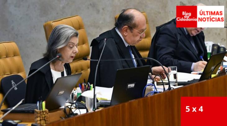 CARLOS ALVES MOURA / Divulgação STF