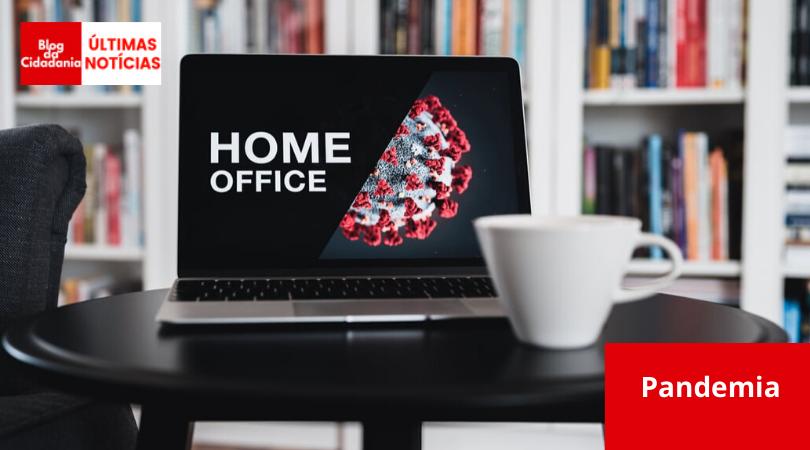 Home office dificulta trabalho de parlamentares - Blog da Cidadania