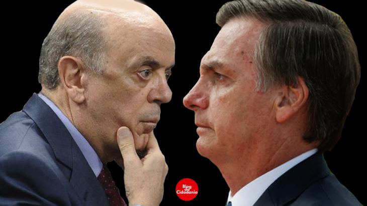 De Serra pra Bolsonaro: eu sou você amanhã - Blog da Cidadania