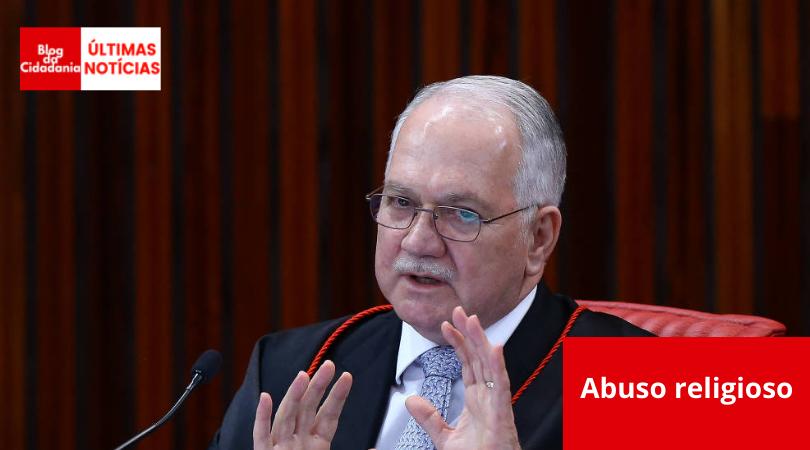 Ministro Do STF Critica Proselitismo Pol U00edtico Em Igrejas