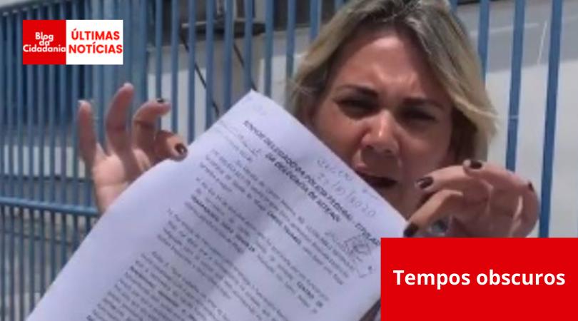 Cabo eleitoral é assassinada no Rio de Janeiro